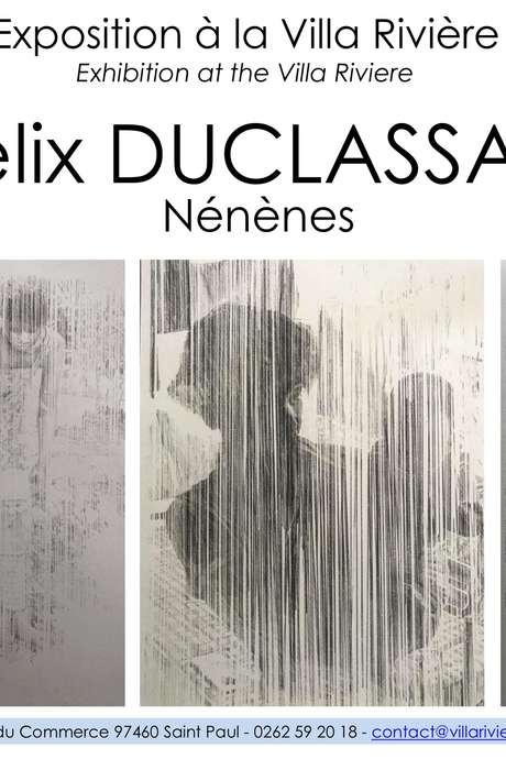 Exposition Félix DUCLASSAN : Nénènes