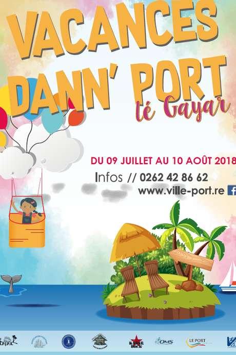 Vacances dann' Port lé Gayar