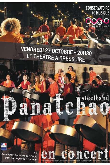 Concert de Panatchao,  Steelband