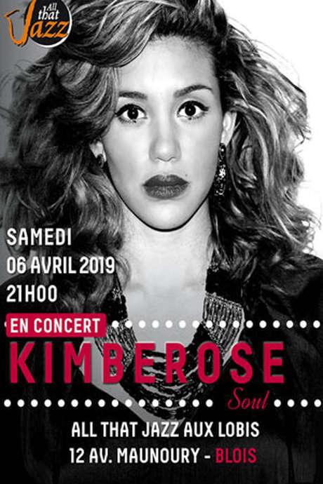 Concert : Kimberose