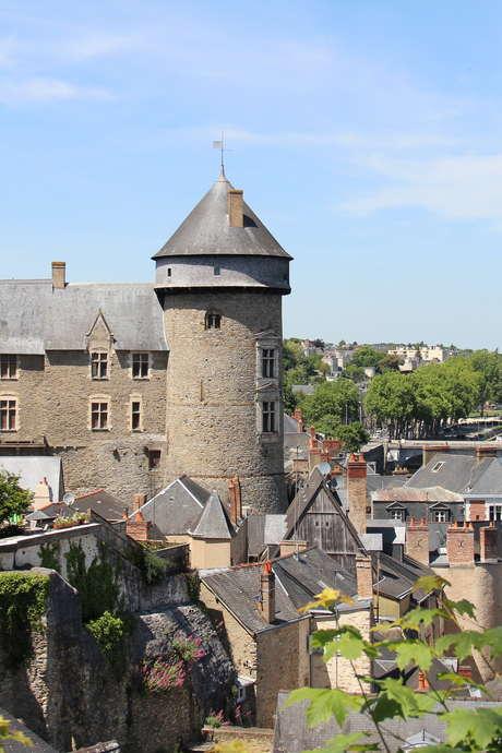 La tour prend garde : visite du donjon