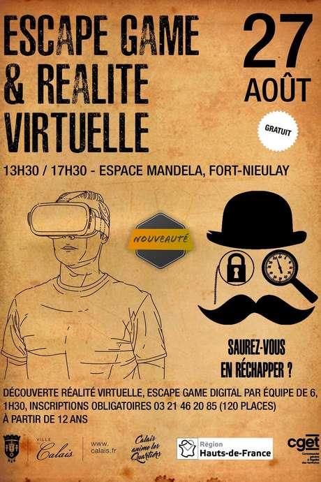 Escape Game et réalité virtuelle