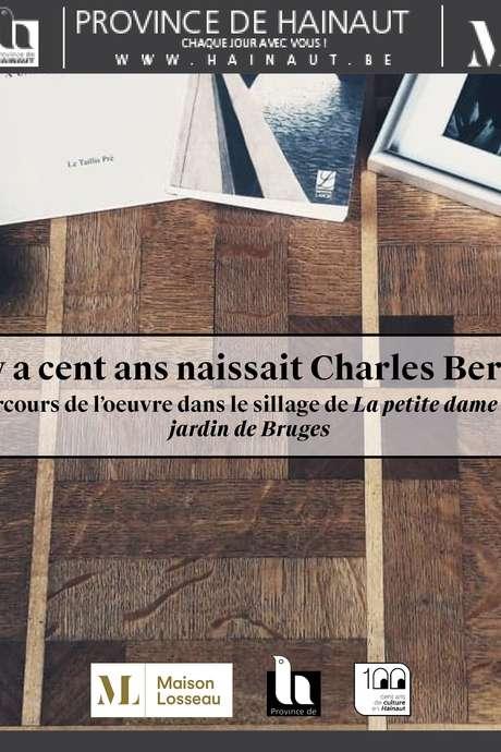 Exposition et hommage – il y a cent ans naissait Charles Bertin…