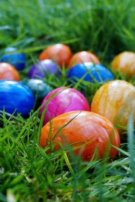 Grande chasse aux œufs à Villesavin