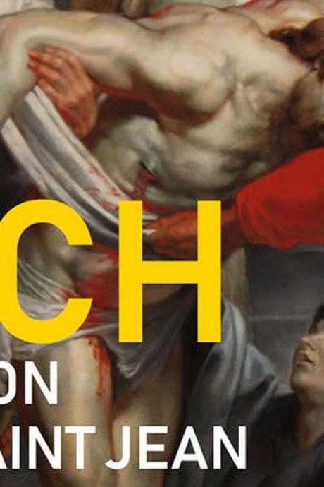 """Bach """"la passion selon Saint-Jean"""""""
