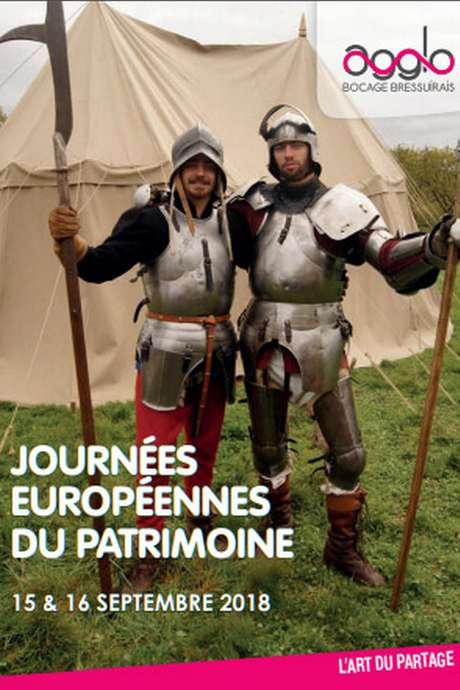 Journées du Patrimoine en Bocage Bressuirais