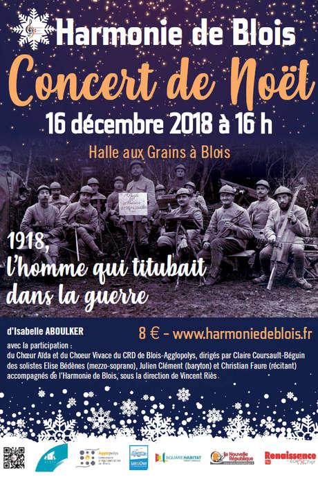 Concert de l'Harmonie de Blois