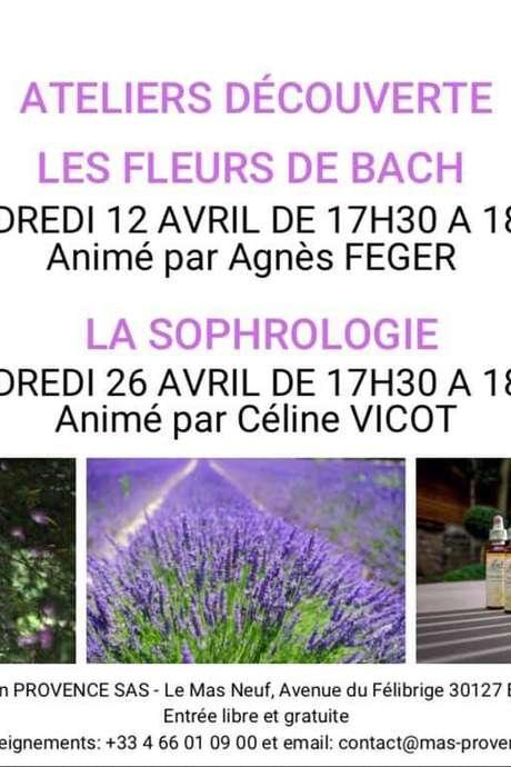"""Atelier découverte """"La Sophrologie"""""""