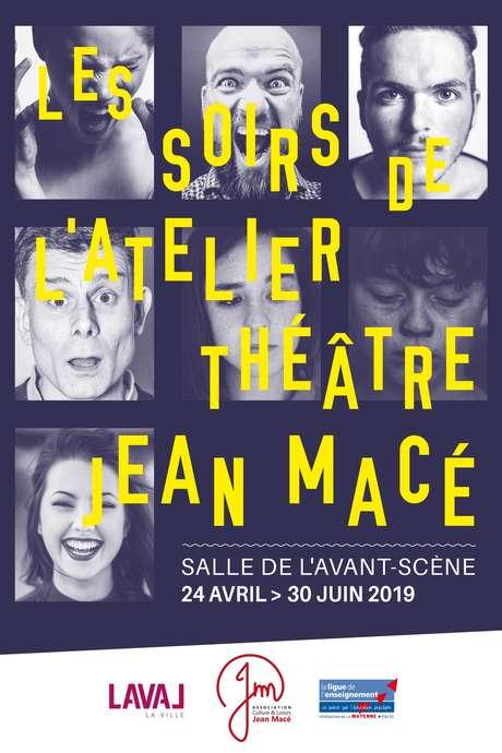 """Les Soirs de l'Atelier Théâtre Jean Macé : """"Quelques minutes de silence"""""""