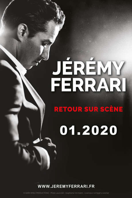 JEREMY FERRARI « ANESTHESIE GENERALE »