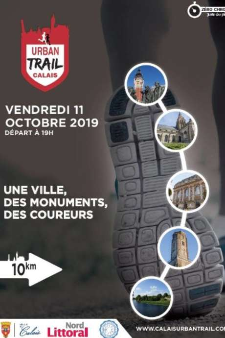 1er urban trail de Calais