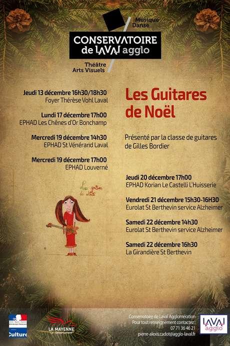 Les Guitares de Noël