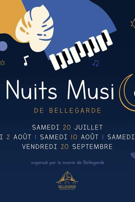 Les Nuits Musicales de Bellegarde