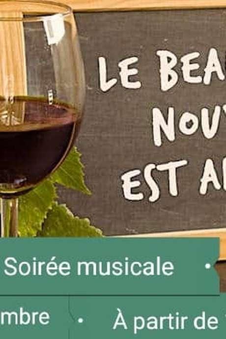 Beaujolais Nouveau à la Brasserie du Château