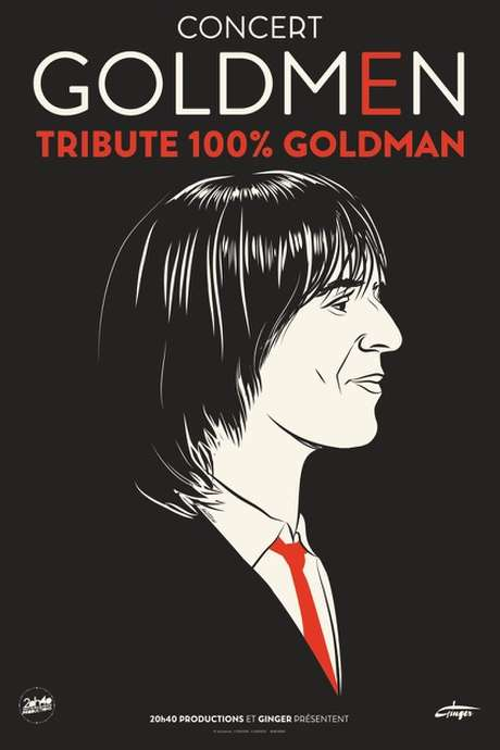 Concert : GOLDMEN TRIBUTE 100 % GOLDMAN