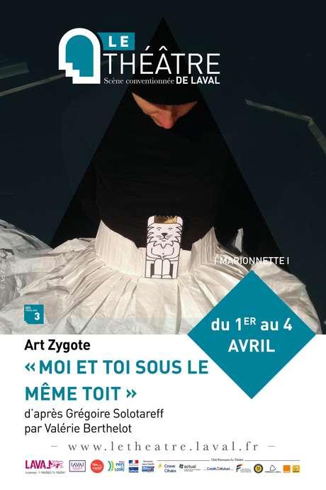 Art Zygote // Moi et toi sous le même toit