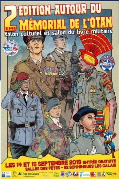 2e salon du livre militaire et salon culturel