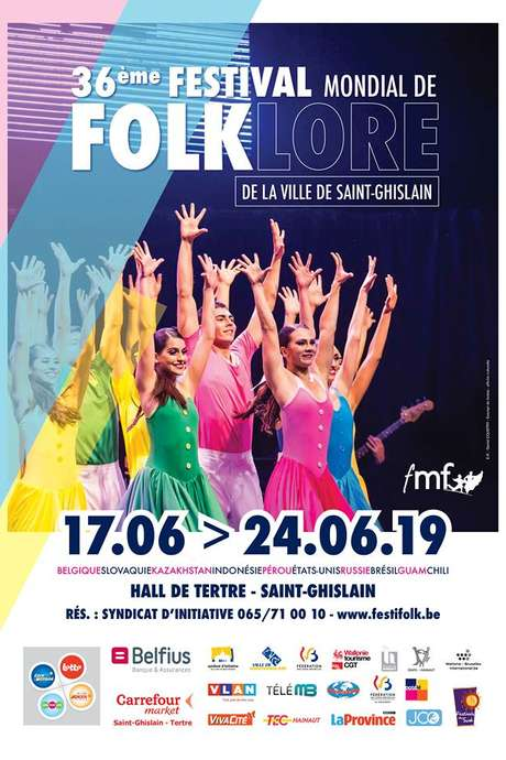 International Festival of Folklore of Saint-Ghislain