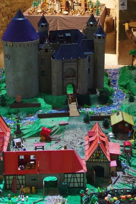 "Animation ""Tables d'histoires façon Playmobil®"""