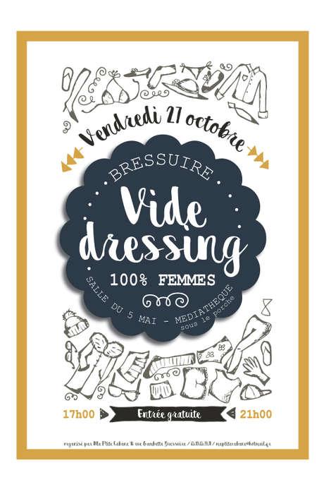 Vide-dressing 100% femmes