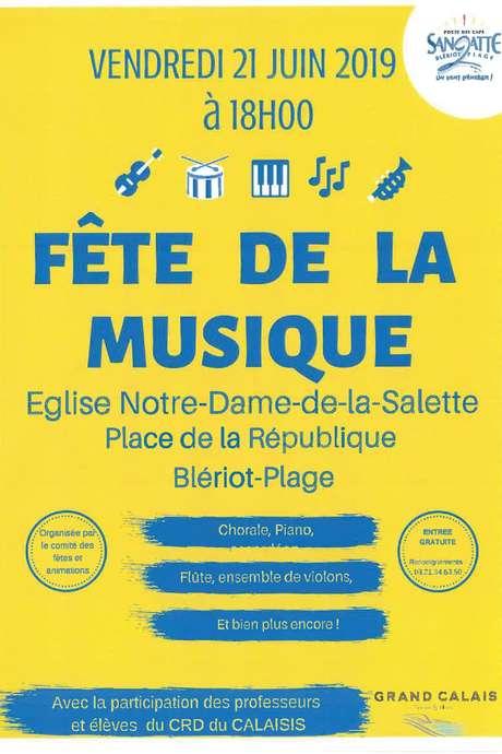 Fête de la musique à Blériot Plage