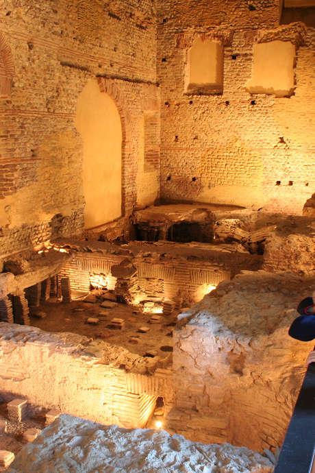Journées Européennes du Patrimoine 2019 : Thermes gallo-romains d'Entrammes