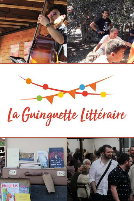 Inauguration de la Guinguette Littéraire 2019