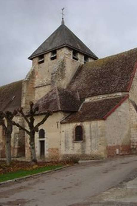 Un jour, une église - Clérey