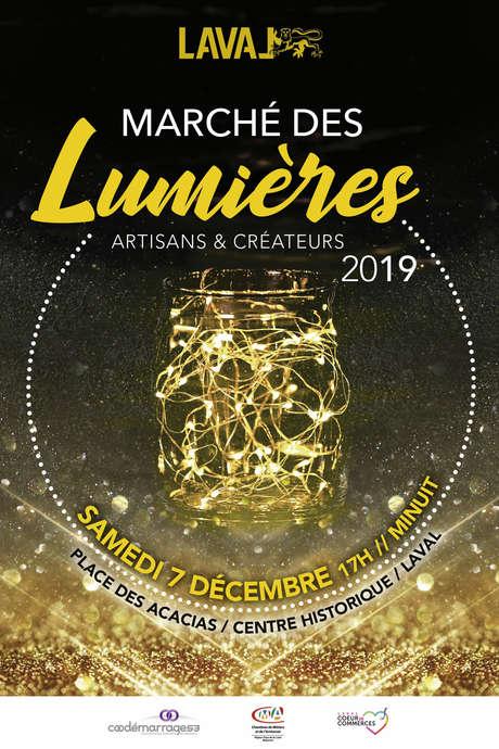 Marché des Lumières 2019