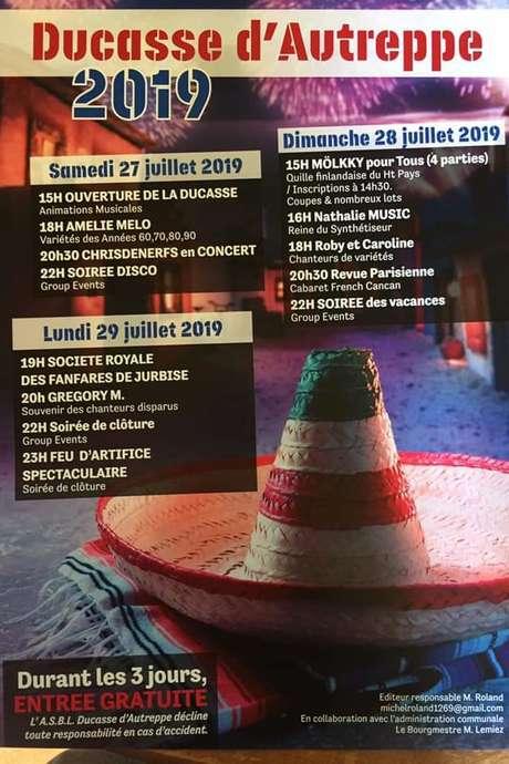 Ducasse d'Autreppe 2019