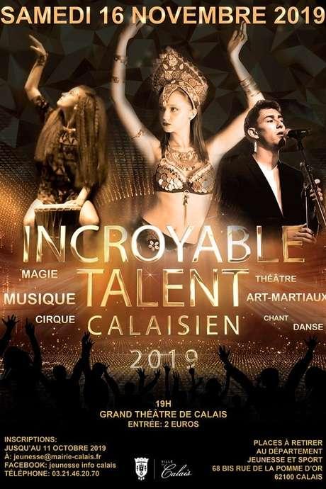 Incroyable talent calaisien 2019