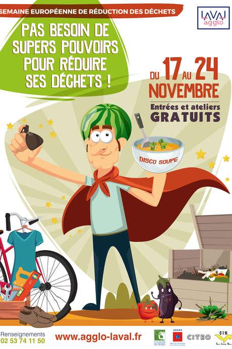 Pas besoin de supers pouvoirs pour réduire ses déchets : Pour tout savoir sur le compost !