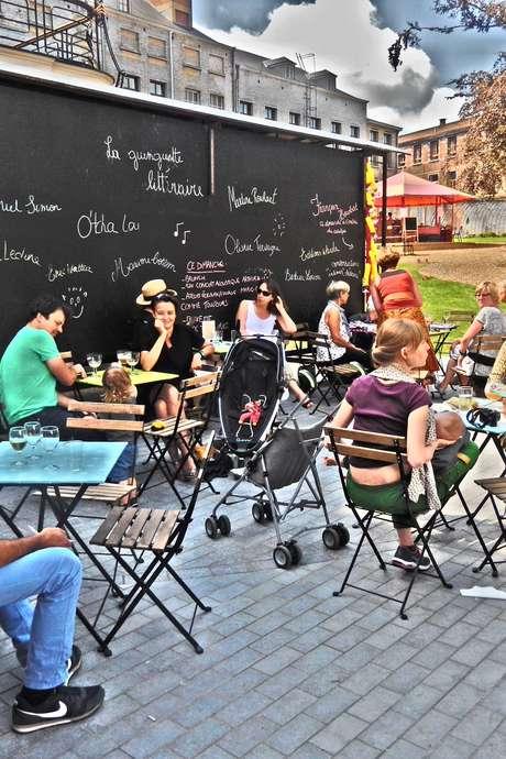 La guinguette littéraire: Cultures urbaines