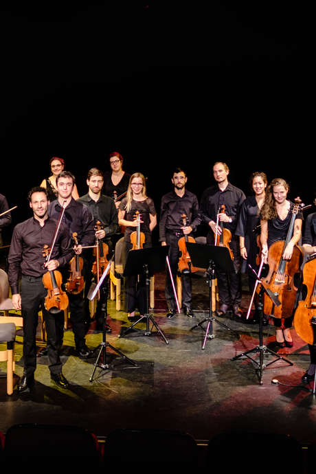 Belgian Music Days - Venite et Videte – Choeur et Orchestre à cordes de la Luca School of Arts o.l.v Pieter Schuermans