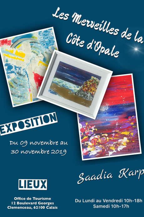 """Exposition """"Les merveilles de la Côte d'Opale"""""""