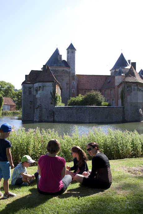 Sophro'balade autour du château d'Olhain