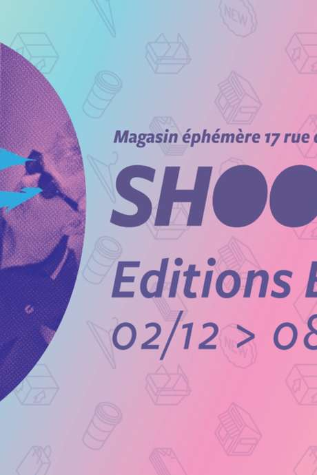 Shooooop! #3 - Éditions Bruno Robbe