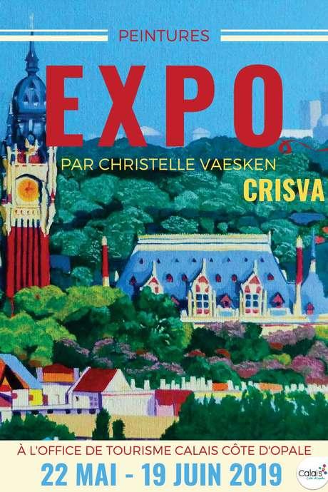 """Exposition de peintures """"Ma vision de la côte"""""""