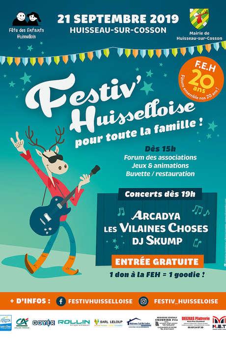 Festiv'Huisselloise