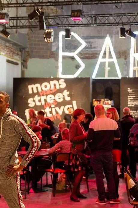 Soirée d'ouverture du Mons Street Festival