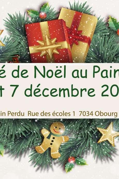 Marché de Noël au Pain perdu