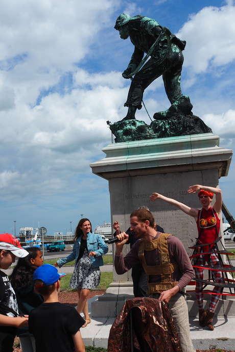 Visites guidées : Visite Dé-Calais... Suivez la troupe !