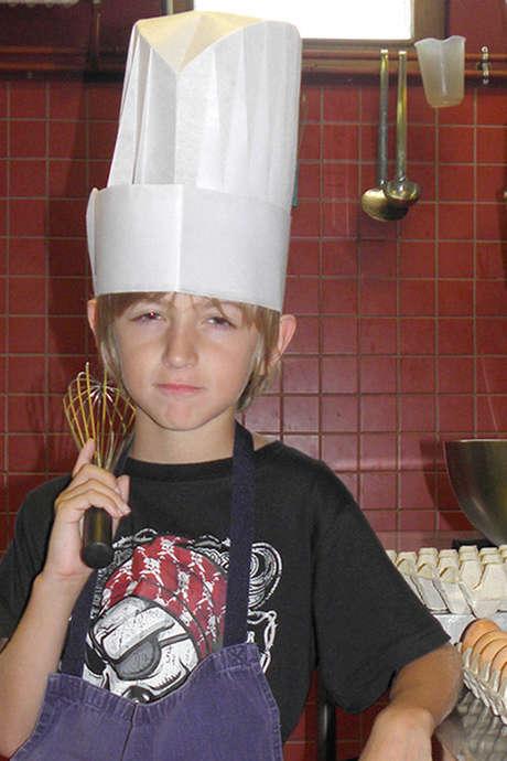 Atelier cuisine de 10 à 14 ans
