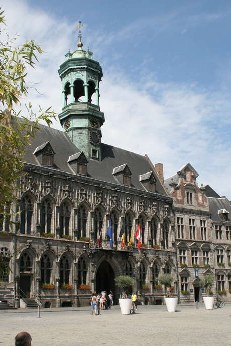 Visite guidée: Campanile de l'Hôtel de Ville