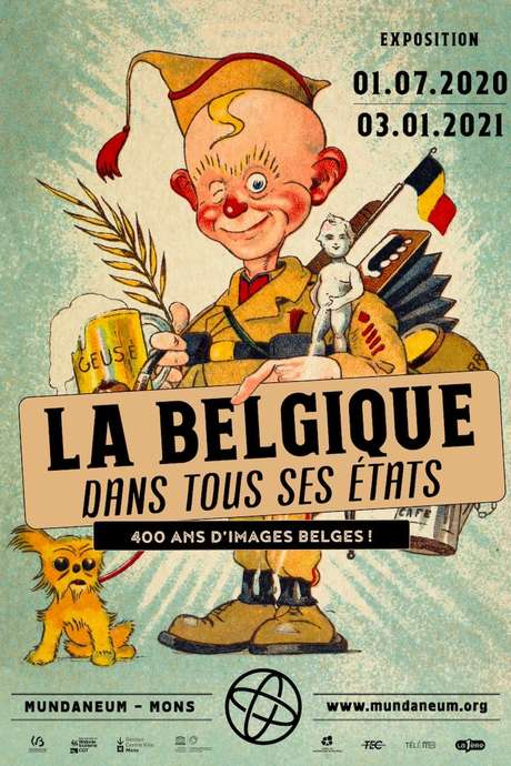 """Exhibition: """"Belgium in one hell of state ! """""""