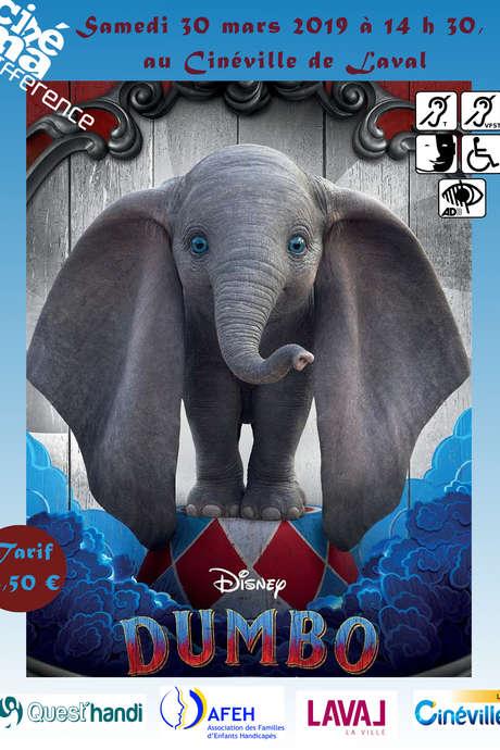 Ciné-Ma différence : Dumbo