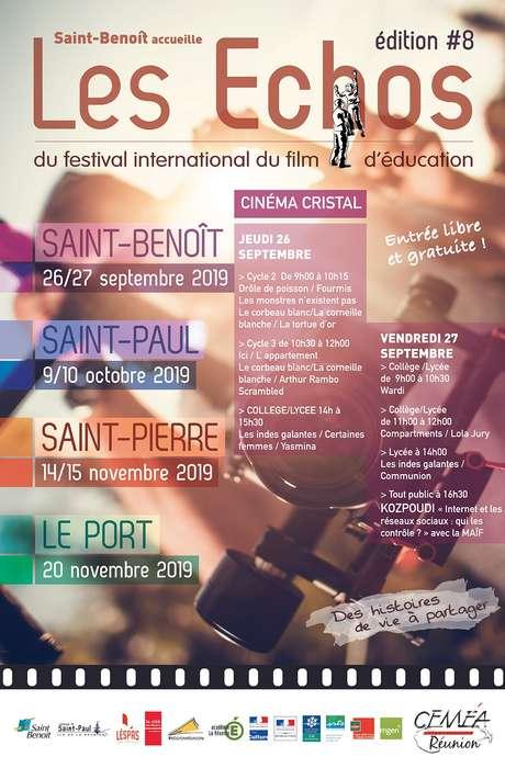 Les échos du festival international du film d'éducation