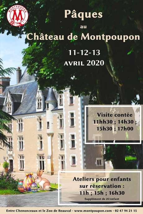 Pâques au Château de Montpoupon