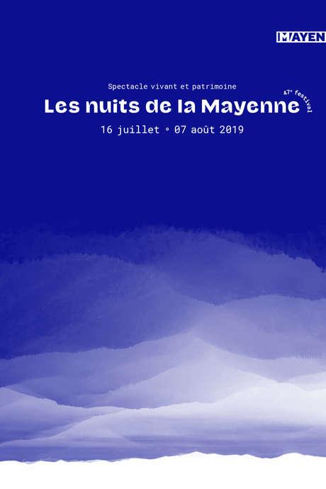 Les Nuits de la Mayenne 2019