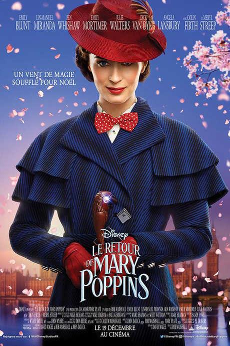 """Séance de cinéma en plein air - """"Le retour de Mary Poppins"""""""